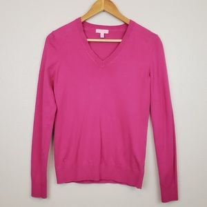 Lilly Pulitzer v neck sweater